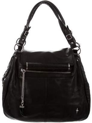 Cesare Paciotti Leather Shoulder Bag