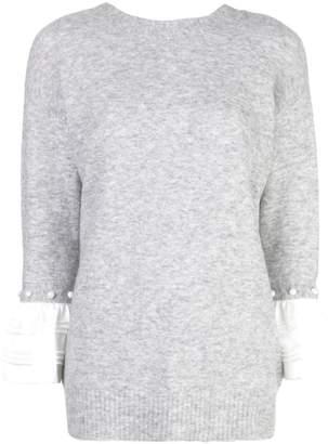 3.1 Phillip Lim layered sweatshirt
