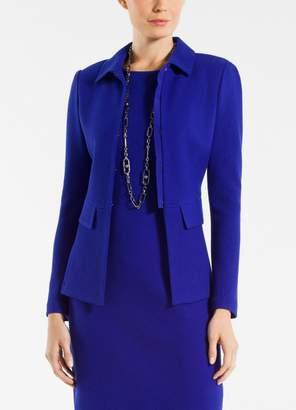 St. John Irina Boucle Knit Jacket