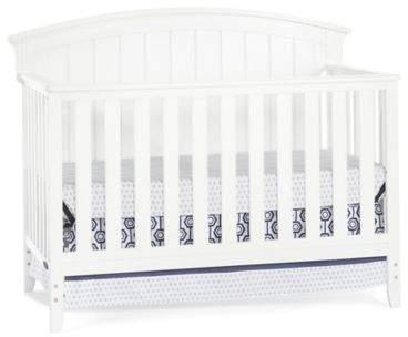 Child CraftChild CraftTM Delaney 4-in-1 Convertible Crib in Matte White