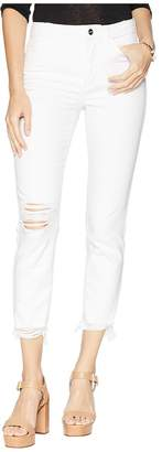 Sam Edelman The Mary Jane High Rise Straight Crop in Sammie Women's Jeans