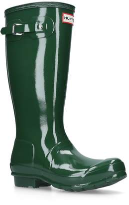 Hunter Gloss Welly Boots
