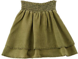 Bella Dahl Double Layer Flared Skirt, Size 8-14