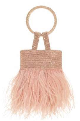 Sachin + Babi Lulu Bag - Pink feather