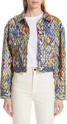 Simon Miller Morgo Crop Jacket