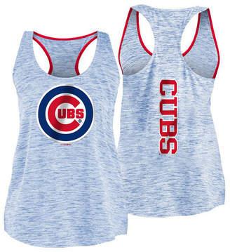 '47 Women Chicago Cubs Space Dye Tank