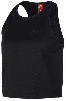 Nike Sportswear Tech Fleece Women's Crop Tank