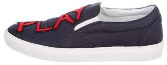 Mira Mikati Canvas Slip-On Sneakers