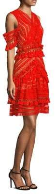 Thurley Flamenco Cutout Dress