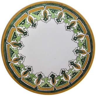One Kings Lane Vintage French Limoges Porcelain Plate - The Emporium Ltd.
