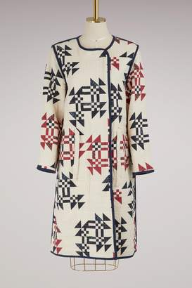 Isabel Marant Lesit cotton coat