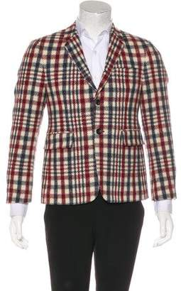 Thom Browne Wool Tweed Blazer