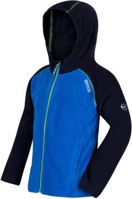 Regatta Great Outdoors Childrens/Kids Upflow Hooded Fleece Jacket