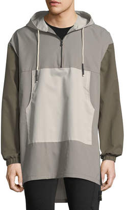Mostly Heard Rarely Seen 1989 Quarter-Zip Pullover Coat