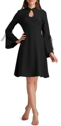 Women's Eci Bell Sleeve Dress $88 thestylecure.com