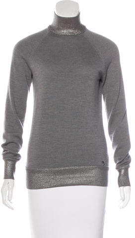 Roberto Cavalli Roberto Cavalli Turtleneck Wool Sweater