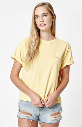 John Galt Short Sleeve Honey T-Shirt