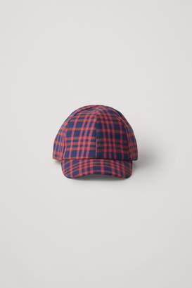 Cos CHECKED CAP