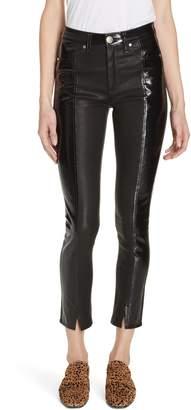 Rag & Bone JEAN Evelyn Skinny Lambskin Leather Pants