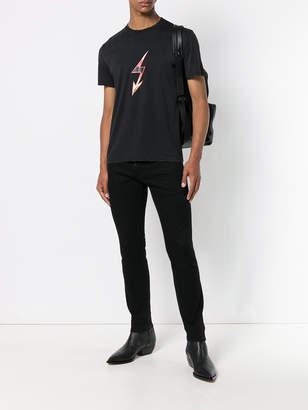 Givenchy Arrow bolt t-shirt