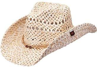Peter Grimm Ltd Women's Ford Straw Cowgirl Hat