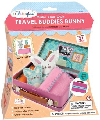 My Studio Girl Make-Your-Own Travel Buddies Bunny Kit