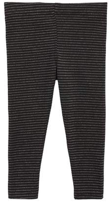 Tucker + Tate Metallic Stripe Leggings