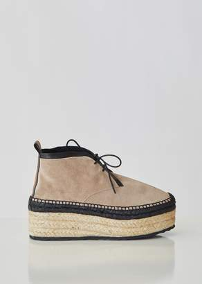 Pierre Hardy Alpha Espadrille Ankle Boots