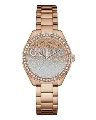 Anita Guess Ladies Glitter Girl Bracelet Watch