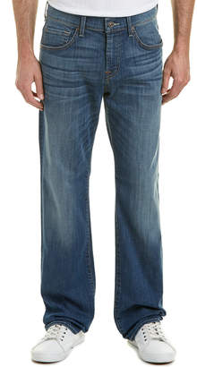 7 For All Mankind Seven 7 The Austyn Fiji Blue Wash Relaxed Straight Leg
