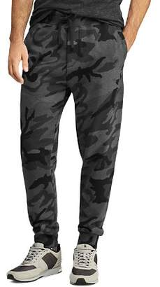 Polo Ralph Lauren Camouflage-Print Classic Athletic Jogger Pants