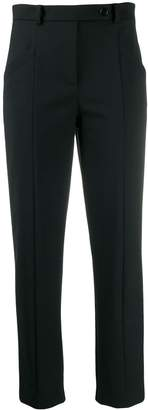 Patrizia Pepe cropped tailored trousers