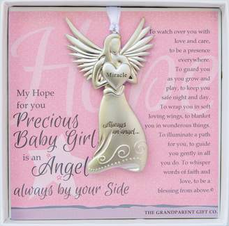 Grandparent Gift Co. The The Grandparent Gift Baby Girl Keepsake Angel