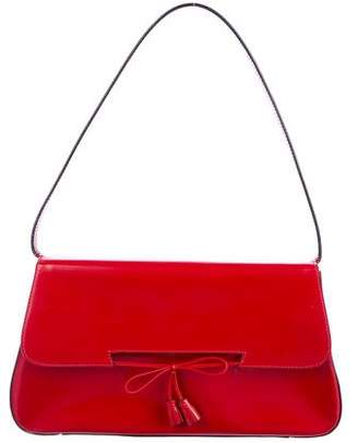 Anya Hindmarch Tassel Flap Bag