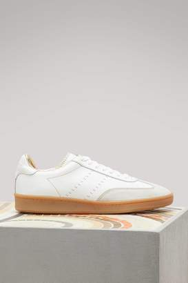 Zespà Nappa leather sneakers