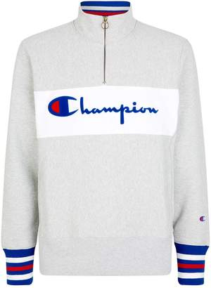 Champion Colour-Block Sweatshirt