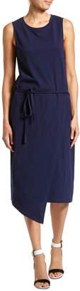 Jag Alana Assymetrical Jersey Dress