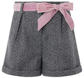 Monsoon Herringbone Shorts
