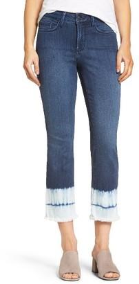 Women's Nydj Billie Stretch Crop Bootcut Jeans $134 thestylecure.com