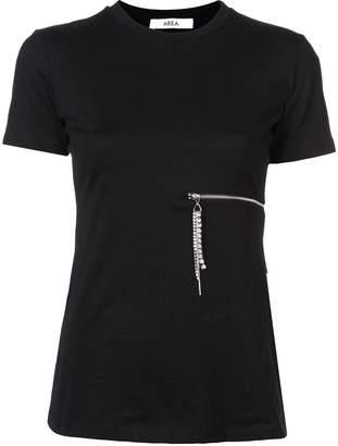 Area Eon Zip T-shirt