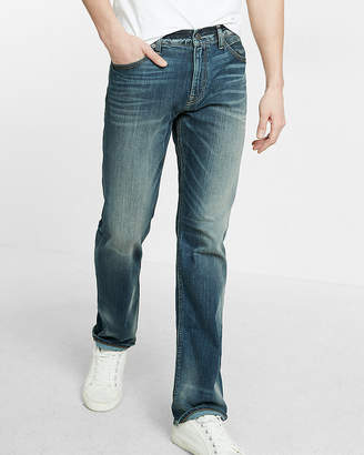 Express Classic Straight Eco-Friendly 365 Comfort Stretch+ Jeans