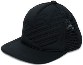 Emporio Armani baseball-style hat