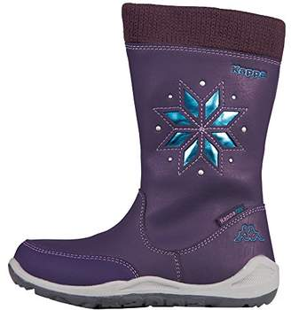 Kappa Lullaby TEX Kids, Girls' Warm-Lined Short-Shaft Boots and Bootees,Child 10 UK (28 EU)
