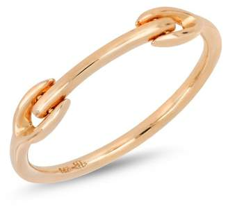 Bony Levy 14K Rose Gold Bar Accent Ring
