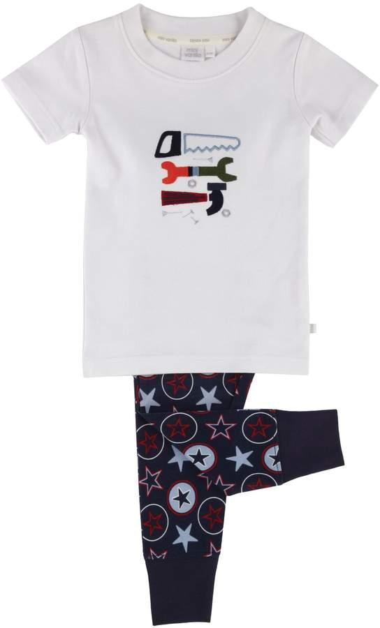 Mini Vanilla Boys Tools Pyjamas