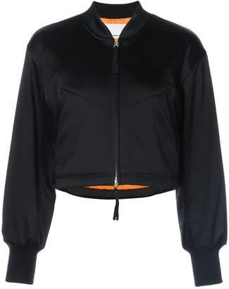 Alexander Wang short bomber jacket