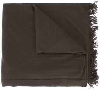 Rick Owens loose wide scarf