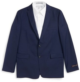Boy's Michael Kors Houndstooth Wool Blazer $187.50 thestylecure.com