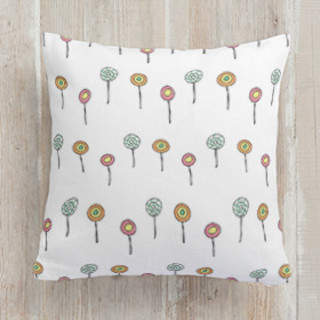 Lollies Square Pillow