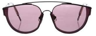 Gentle Monster Metal Tinted Sunglasses